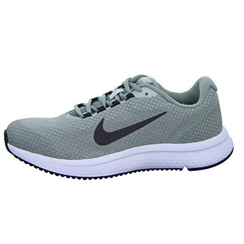 Grey Runallday Para thunder Zapatillas mica light Nike Silver Wmns 001 Green Mujer Multicolor 4axwFzw
