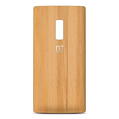 the latest f3c8a e63a7 Oneplus® Original Genuine Bamboo StyleSwap Back Cover Case for Oneplus Two  2 (Bamboo)
