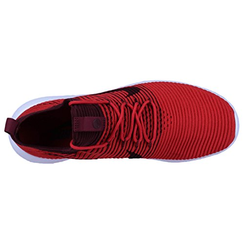 Team Nike Flyknit Homme Dark University Two Baskets Roshe V2 Chaussures Red pTpwvO
