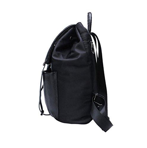 Leder-Umhängetasche Freizeit Wilder Weiblicher Mode-Trend Rucksack Tasche