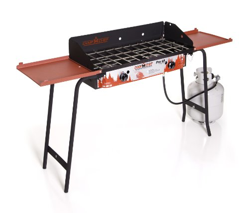 Camp Chef Professional Cooking System (Camp Chef Professional Series DB-60D Pro 60 2-Burner Modular Cooking System,)