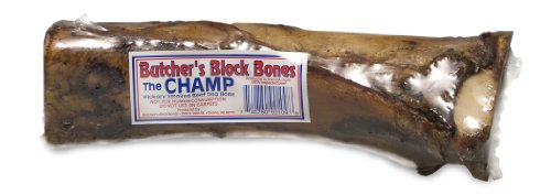 Butcher's Block Bones Champ Beef Shank Bone, 8-Inch