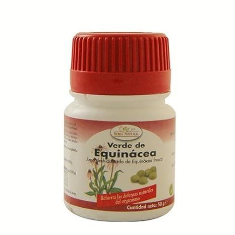 Soria Natural Verde Equinacea - 100 Tabletas: Amazon.es: Salud y cuidado personal