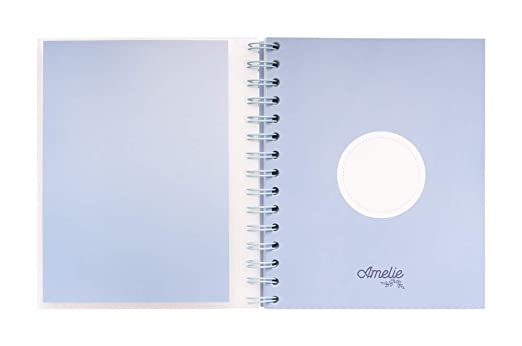 Amazon.com : Amelie Weekly Planner, Dated Middle School or ...