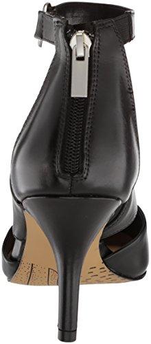 Bella Vita Womens Diana Pump Black Leather i5X16nPTsP