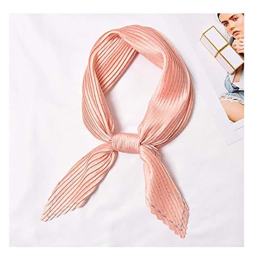 Beautiful silk scarfs for women, 27 Colorful Choices, Fashion wrinkle Bandana headbands for women