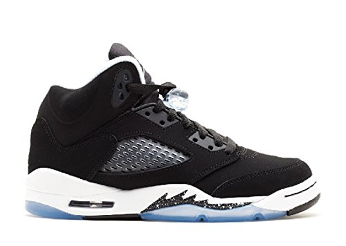 NIKE Air Jordan 5 Retro (GS) 'Oreo' - 440888-035 - Size 6 by NIKE