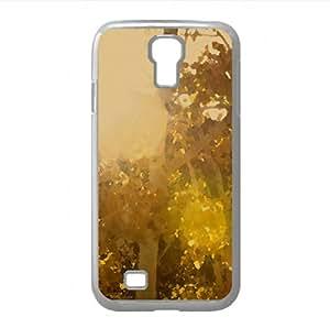 Aspens Fall Sunshine Watercolor style Cover Samsung Galaxy S4 I9500 Case (Autumn Watercolor style Cover Samsung Galaxy S4 I9500 Case)