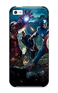 Awesome Case Cover/iphone 5c Defender Case Cover(avengers)