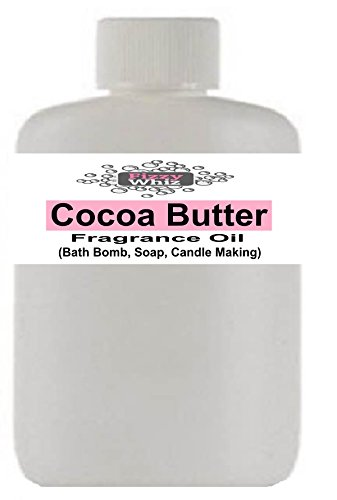 50ml Fragrance Oil - Candle, Bath bomb, Soap, Bath Salts, cosmetic Making fragrant Scent ( 28. Cocoa Butter ) NA