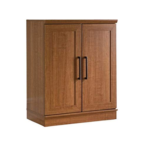 Sauder Homeplus Base Cabinet, L: 29.61'' x W: 17.01'' x H: 37.40'', Sienna Oak finish by Sauder