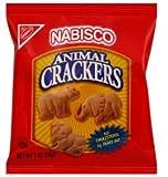 Nabisco Animal Crackers 1 oz, 48 count