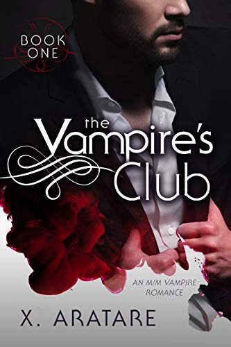 The Vampire's Club (An M/M Vampire Romance) (Book 1)