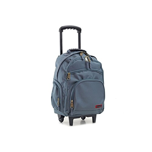 Snowball-valises-bagages - Sac a dos Trolley Snowball - Gris