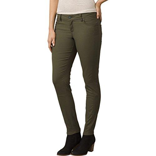 PRANA Jenna Pants, Cargo Green, Size 4