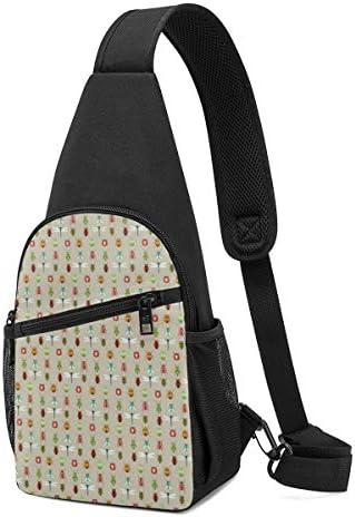 ボディ肩掛け 斜め掛け 昆虫のアイコン ショルダーバッグ ワンショルダーバッグ メンズ 軽量 大容量 多機能レジャーバックパック