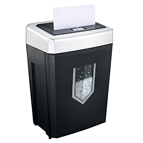 Bonsaii EverShred 14-Sheet Cross-Cut Heavy Duty Paper Shredder with 30 Minutes Continuous Running time (C169-B)