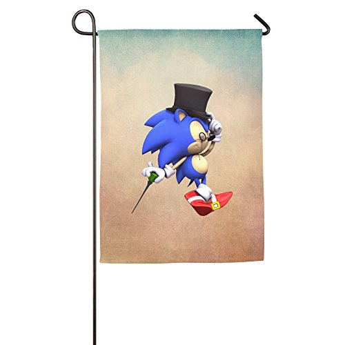 Sonic The Hedgehog Mesh Flag Of Competition