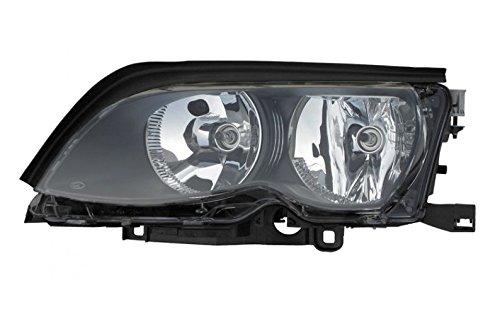 (Halogen Headlight Headlamp Driver Left LH for BMW 3 Series Sedan Station Wagon)