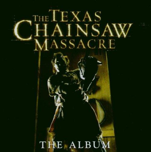 Price comparison product image Texas Chainsaw Massacre - The Album (Pantera,  Hatebreed,  Soil,  Stati-X,  Mushrommhead a.m.m.)
