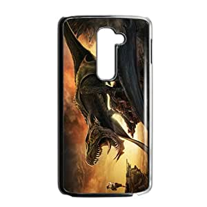 SANYISAN Creative Dinosaur Big Mouth Hot Seller High Quality Case Cove For LG G2