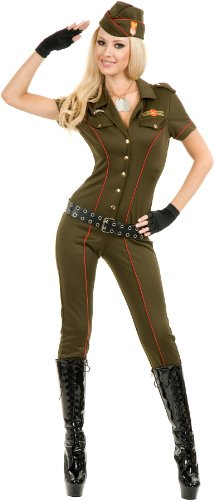 Charades Costumes Women's Air Force Angel Adult Costume X-Small -