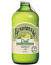 Bundaberg Diet Lemon Lime & Bitters, 12 x 375 ml, Lemon Lime