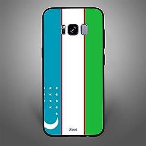 Samsung Galaxy S8 Uzbakistan Flag