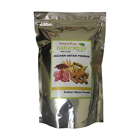 NatureBay Naturals Ubtan Powder for Body(Dulhan Special) (500gm pack)