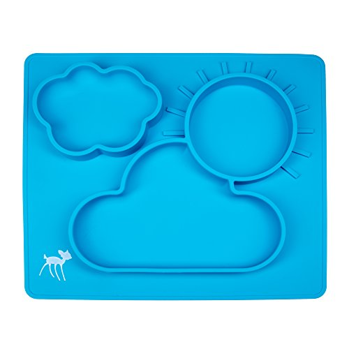 Toddlers Silicone Dishwasher One Piece Compartments product image