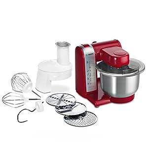 Bosch mum48r1 robot de cocina 600 w capacidad de 3 9 l - Robot cocina amazon ...