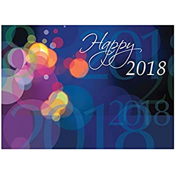 new year greeting card n7015 a cheerful design to wish friends family or buisness