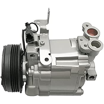 RYC Remanufactured AC Compressor and A/C Clutch IG485 (ONLY Fits 2008 2009 2010 2011 Impreza Forester 2.5L)