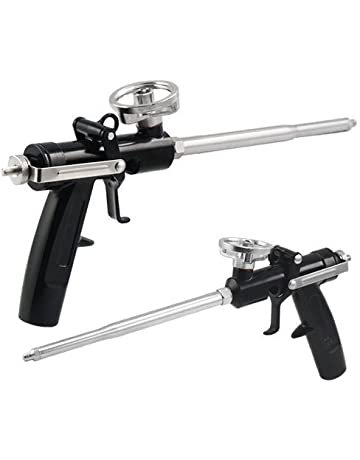 Accessotech Profesional Trabajo Pesado Extensibles PU Espuma Pistola Aplicación Aplicador Foamgun