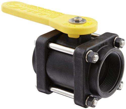 Top banjo valves 2 inch