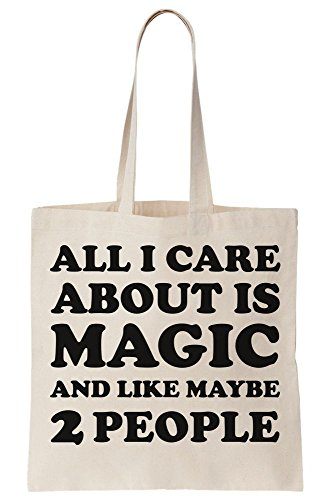Like Is I Bag Tote Care Magic About Canvas And All 2 Rights Maybe People d0gZxqBwtB