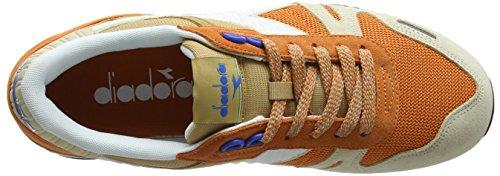 Jaffa Speckled blau Diadora Gymnastikschuhe Titan Herren Orange Arancio nF6nwqp0Pz