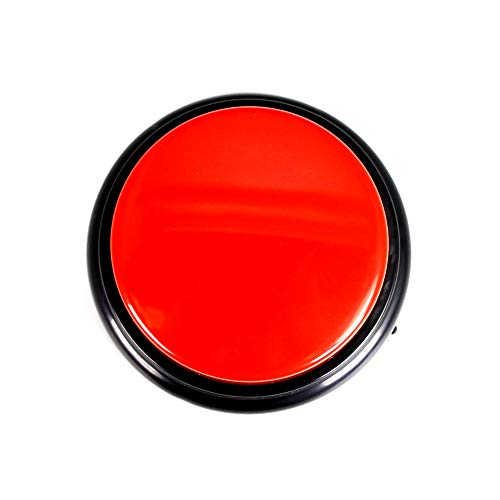 Neutral Record Talking Button-Voice Recorder Button Easy Button Funny Gift with Good Sound Quality