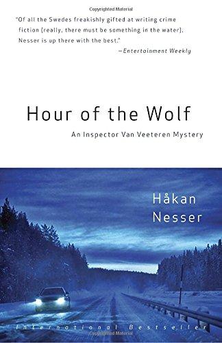 Hour of the Wolf: An Inspector Van Veeteren Mystery