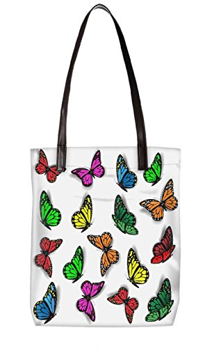 Snoogg Strandtasche, mehrfarbig (mehrfarbig) - LTR-BL-4163-ToteBag