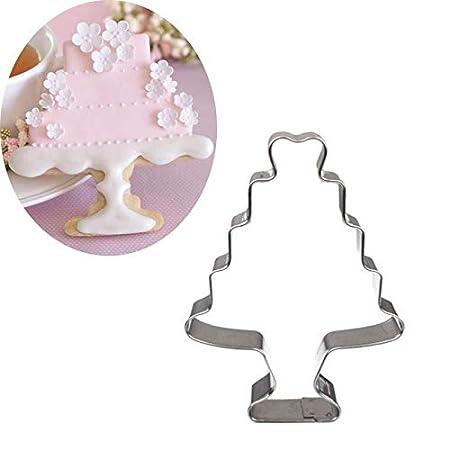 1 molde de repostería para decoración de tartas de boda ...