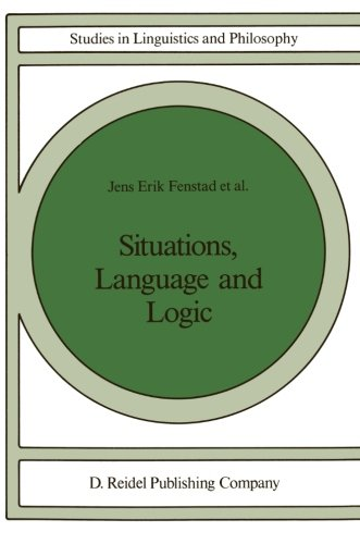 Situations, Language and Logic (Studies in Linguistics and Philosophy)
