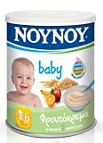 NOYNOY baby cream 3 fruits 300g (6+ Months)