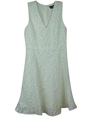 Theory Womens Mariam Portray Sleeveless Lace Dress