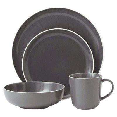 e Bread Street Dinnerware Set, Slate ()