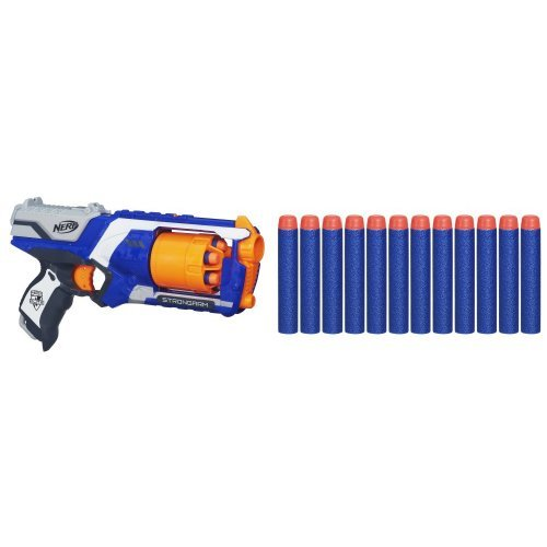 Nerf N-Strike Elite Strong Arm and Dart Refill Pack