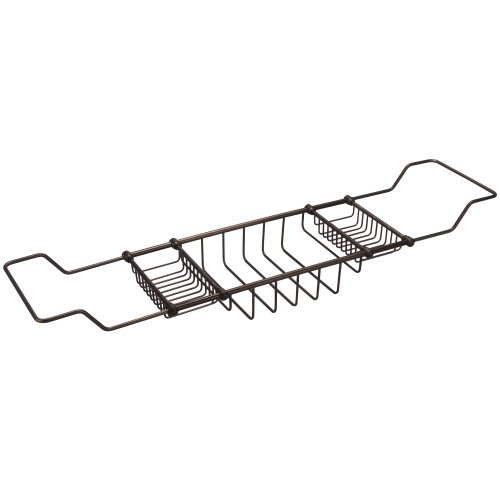 Water Creation BC-0001-03 Expandable Bath Caddy for The Elegant Tub by Water Creation (Image #2)