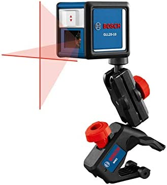 Bosch GLL25-10 30 Beam Self-Leveling Cross-Line Laser Level