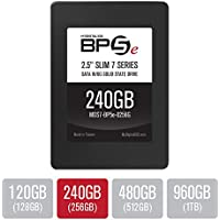 MyDigitalSSD 240GB (256GB) BP5e Slim 7 Series 7mm 2.5 SATA III (6G) SSD Solid State Drive - MDS7-BP5e-0256G