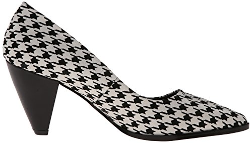 Charles by Charles David Womens Varsha Dress Pump Black/White vXiQU0